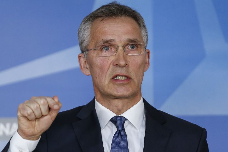 Nato refuses to take a position in Greek-Turkish disputes   tovima.gr