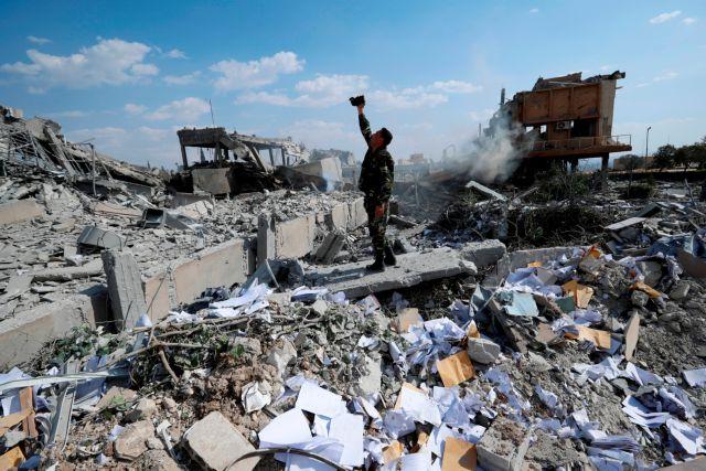ΝΥΤ: Το Ισραήλ πραγματοποίησε επίθεση σε συριακή αεροπορική βάση | tovima.gr