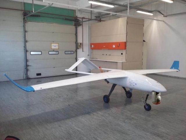 Ελληνικά drones ικανά για πολιτική προστασία και δασοπυρόσβεση | tovima.gr