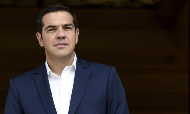 Τσίπρας: Το μέλλον μας δεν είναι ο φασισμός αλλά η εμβάθυνση της δημοκρατίας | tovima.gr