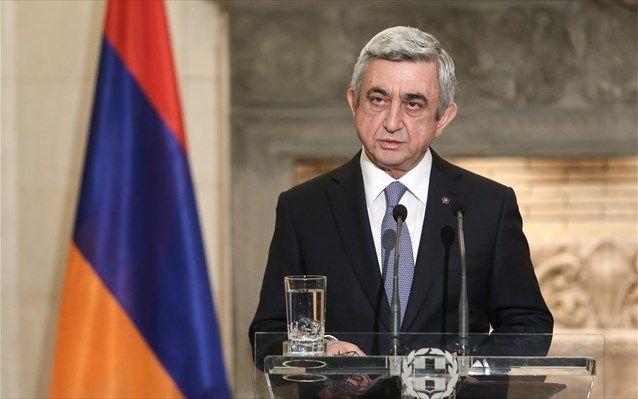 Αρμενία: Διαδηλώσεις ζητούν αλλαγή του καθεστώτος Σαρκισιάν | tovima.gr