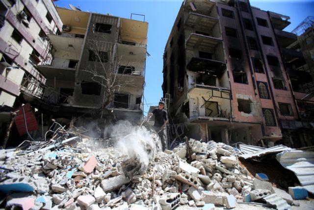 Στόχους τζιχαντιστών στην Συρία έπληξε η πολεμική αεροπορία του Ιράκ   tovima.gr