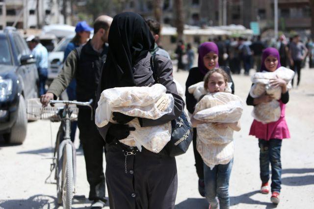 Στην Ντούμα οι εμπειρογνώμονες του Οργανισμού Απαγόρευσης Χημικών Οπλων   tovima.gr