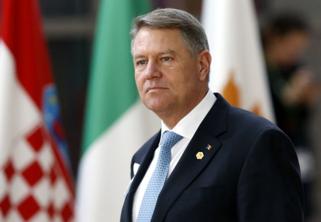 Ρουμανία: Απορρίπτει τη μεταφορά της πρεσβείας στην Ιερουσαλήμ ο Γιοχάνις | tovima.gr