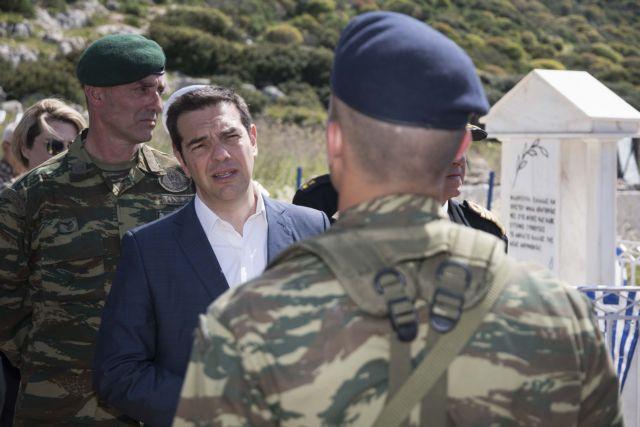 Απορρίπτει τα περί ανταλλαγής των στρατιωτικών ο Αλ. Τσίπρας   tovima.gr