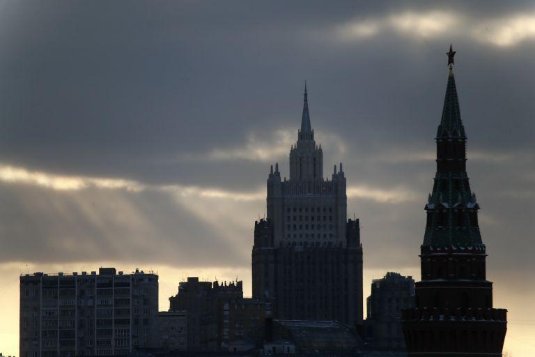 Μόσχα: Τηλεφώνημα για βόμβα στο ρωσικό ΥΠΕΞ | tovima.gr