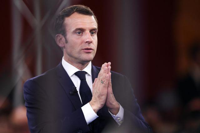 «Δυσαρεστημένοι» 6 στους 10 Γάλλους από τον ένα χρόνο Μακρόν   tovima.gr
