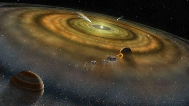 Ανακαλύφθηκαν διαμάντια από πλανήτη του πρώιμου ηλιακού συστήματος | tovima.gr