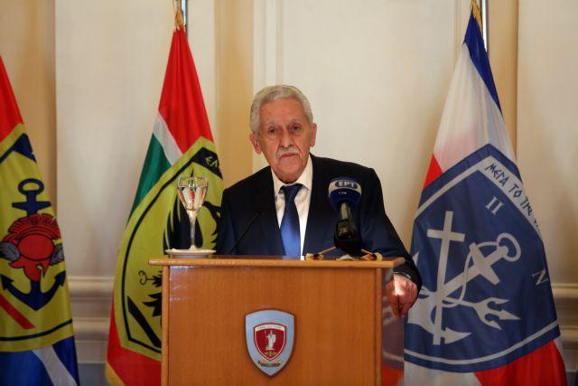 Κουβέλης: Δεν υπάρχει βίντεο που να αφαιρούνται ελληνικές σημαίες | tovima.gr