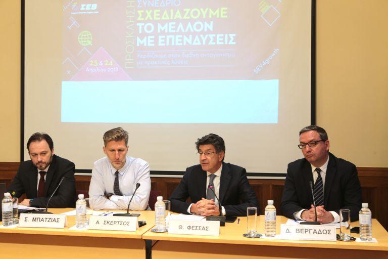 ΣΕΒ:Το σχέδιο για επενδύσεις και 200.000 θέσεις εργασίας | tovima.gr