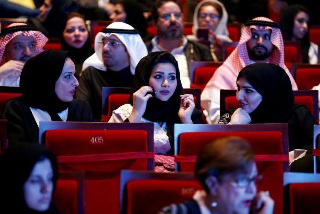Σαουδική Αραβία: Προβολή κινηματογραφικής ταινίας μετά από 35 χρόνια | tovima.gr