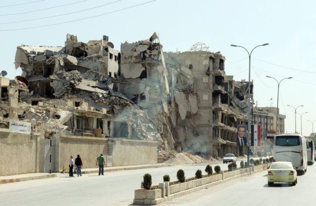 ΗΠΑ: Δεν υπάρχουν ενδείξεις για νέα χημική επίθεση από τη Δαμασκό | tovima.gr