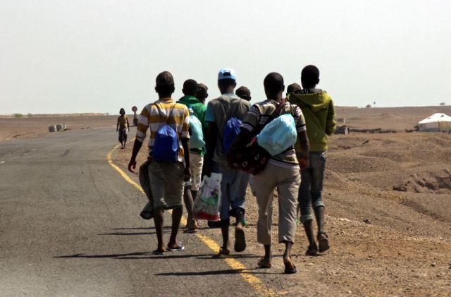 Ισραήλ: Εκτός ατζέντας η απέλαση μεταναστών από την Αφρική   tovima.gr