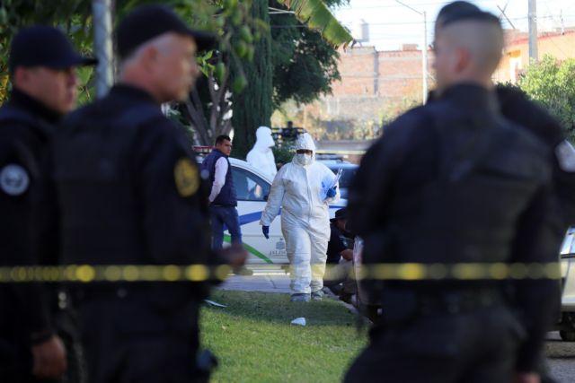 Μεξικό: Αρχηγός συμμορίας συνελήφθη μαζί με την τίγρη του | tovima.gr