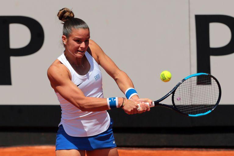 Τένις: Στον τελικό του Σαν Χοσέ η Σάκκαρη | tovima.gr