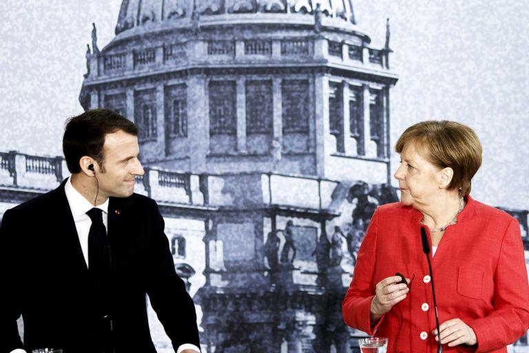 Οι ευρωπαϊκές μεταρρυθμίσεις στη συνάντηση Μέρκελ-Μακρόν | tovima.gr