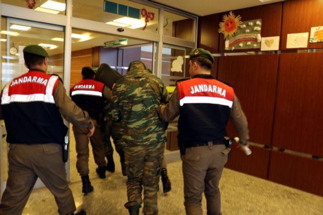 Τουρκία σε Γιούνκερ: Οι έλληνες στρατιωτικοί παραβίασαν τον νόμο | tovima.gr