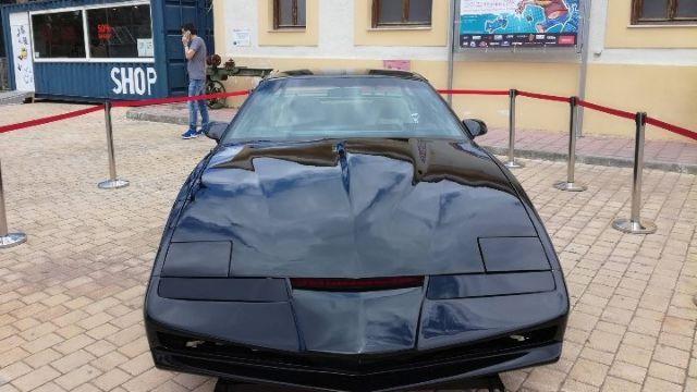 Το αυτοκίνητο του θρυλικού «Ιππότη της ασφάλτου» στην Τεχνόπολη | tovima.gr