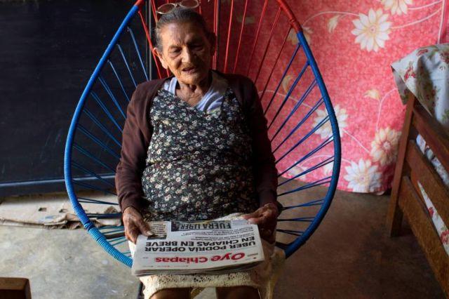 Μεξικό: Μαθήτρια λυκείου έγινε μια 96χρονη | tovima.gr