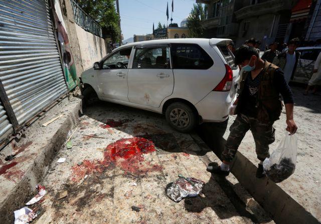 Αφγανιστάν: 31 νεκροί από επίθεση καμικάζι | tovima.gr