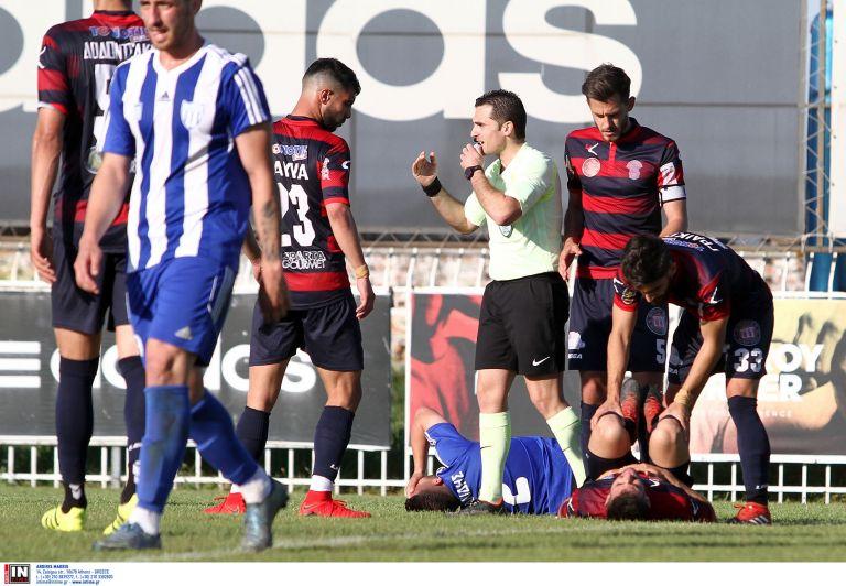 Football League: Στις καθυστερήσεις νίκησε ο Αιγινιακός   tovima.gr