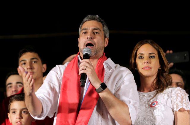 Παραγουάη: Νέος πρόεδρος ο Μάριο Αμπντο Μπενίτες | tovima.gr