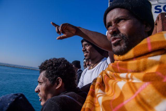 Ιταλία: Αριθμός – ρεκόρ 1.362 προσφύγων το τελευταίο 48ωρο | tovima.gr