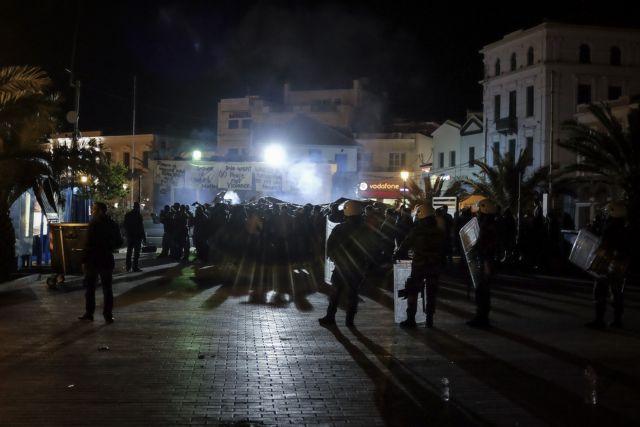 Στη Μυτιλήνη κλιμάκιο της Νέας Δημοκρατίας | tovima.gr