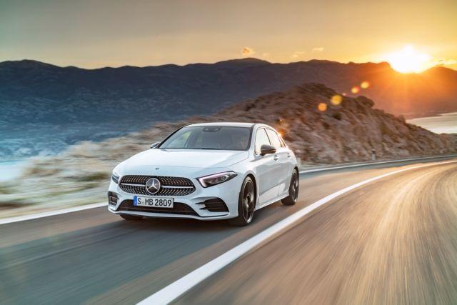 Mercedes-Benz A-Class: Aκρογωνιαίος λίθος | tovima.gr