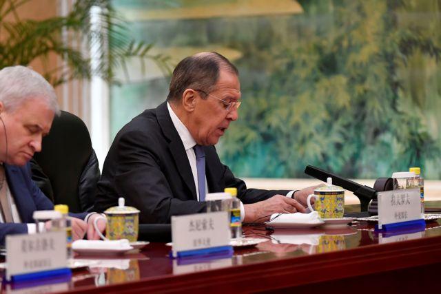 Για ρωσοφοβία κατηγορεί τις G7 ο Λαβρόφ   tovima.gr