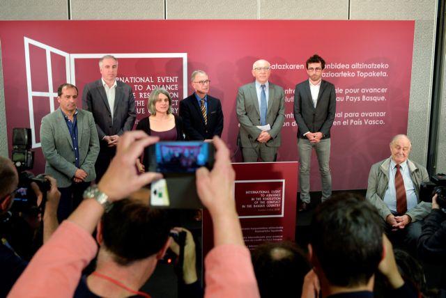 Ισπανία – ΕΤΑ: Ανακοίνωσε ότι διέλυσε τις δομές της | tovima.gr