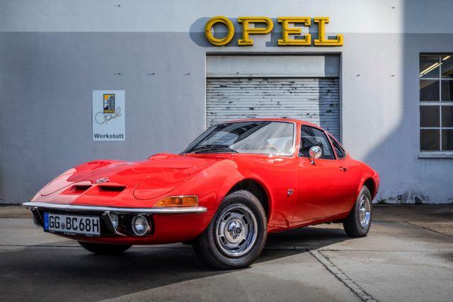 50 χρόνια Opel GT: Η αειθαλής γοητεία του «outsider» | tovima.gr