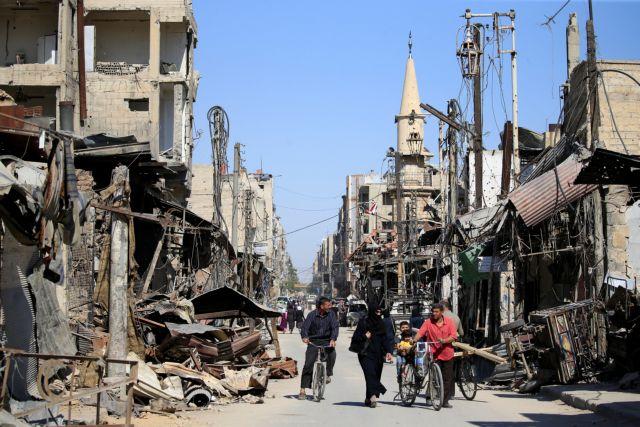 Βρυξέλλες: Ξεκίνησε η δεύτερη διάσκεψη ΕΕ – ΟΗΕ για την Συρία   tovima.gr