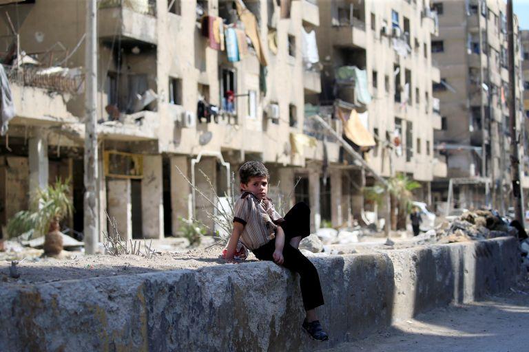 Νέα συλλογή δειγμάτων από τον ΟΑΧΟ σε δεύτερη τοποθεσία στη Ντούμα | tovima.gr