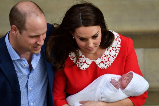 Πώς θα ονομάζεται το μωρό της Κέιτ και του Ουίλιαμ | tovima.gr