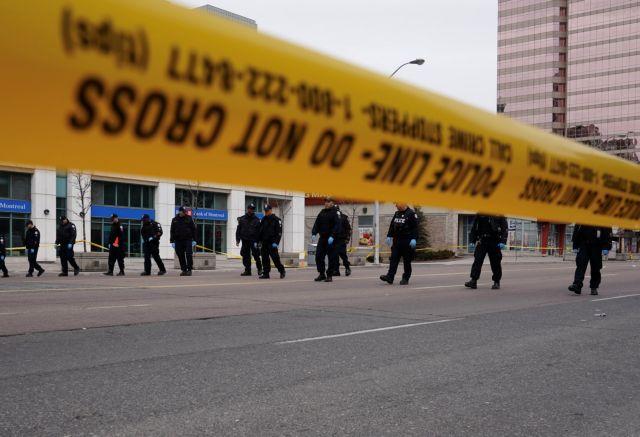Για 10 φόνους κατηγορείται ο δράστης της επίθεσης στο Τορόντο | tovima.gr