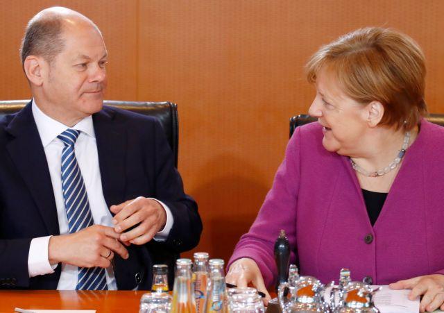Αντίθετο το Βερολίνο με τη γαλλική πρόταση για το ελληνικό χρέος   tovima.gr