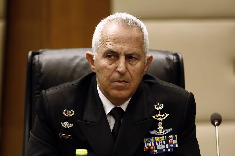 Συνεχίζει στην ηγεσία του ΓΕΕΘΑ ο ναύαρχος Αποστολάκης | tovima.gr