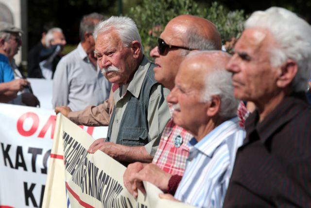 Νέες διαδηλώσεις για τις περικοπές των συντάξεων | tovima.gr