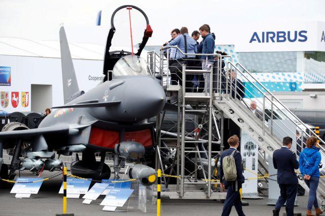 «Πολιτική» συμμαχία Airbus – Dassault με στόχο την BAE   tovima.gr