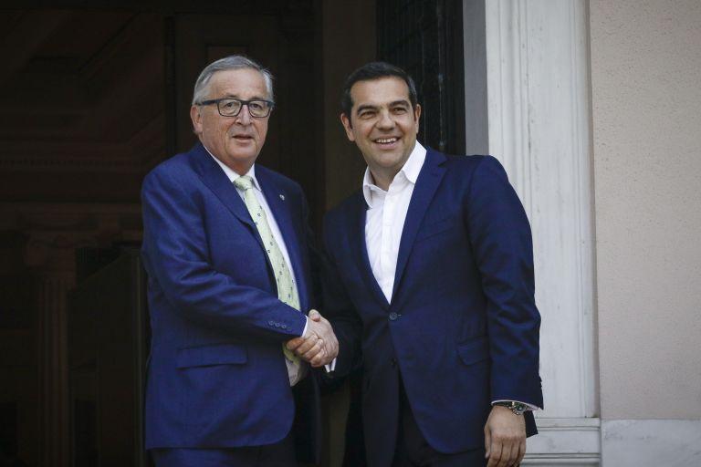 Τσίπρας-Γιούνκερ: Η Ελλάδα γυρίζει σελίδα τον Αύγουστο – Τα τρία βήματα για τη σαφή έξοδο της χώρας από τα μνημόνια σύμφωνα με τον επικεφαλής της Κομισιόν   tovima.gr