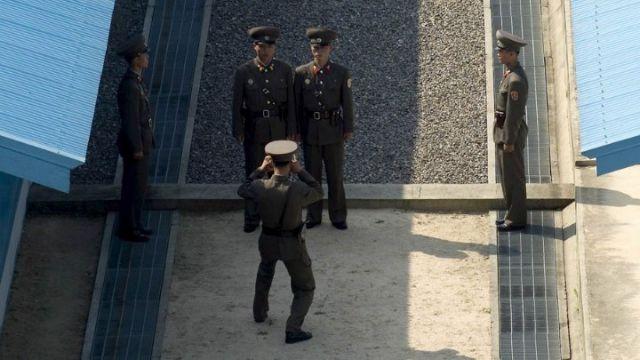 Στο χωριό της ειρήνης Πανμουτζόμ η συνάντηση Βόρειας – Νότιας Κορέας | tovima.gr