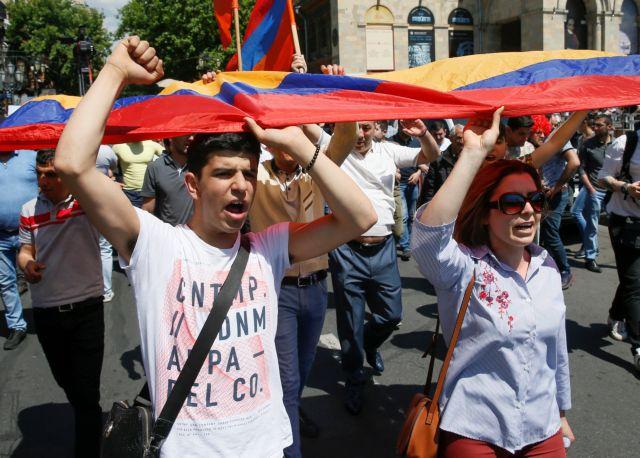 Αρμενία: Την 1η Μαΐου η εκλογή νέου πρωθυπουργού | tovima.gr