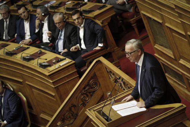 «Δεν παίρνουμε εντολές από κανέναν» απαντούν οι Τούρκοι στον Γιούνκερ   tovima.gr