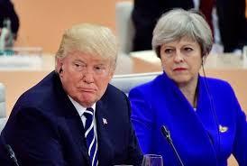 Γιατί δεν έχει πάει ακόμα ο Τραμπ στη Βρετανία | tovima.gr