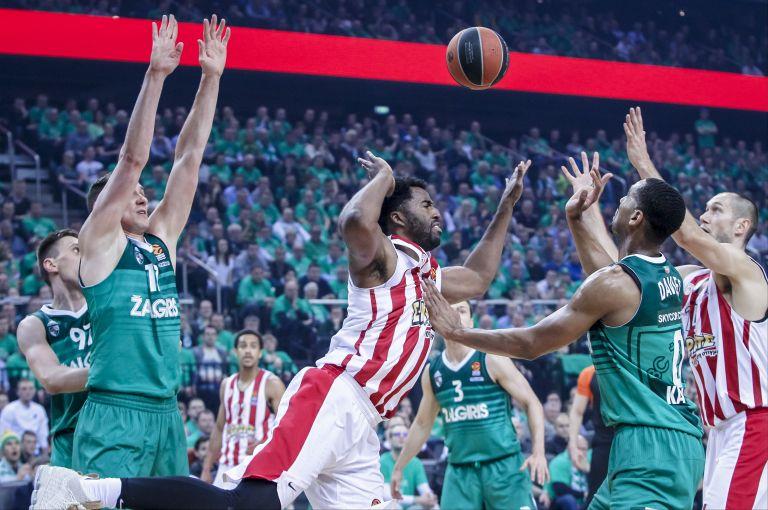 Euroleague: Ζαλγκιρίς – Ολυμπιακός 101 – 91   tovima.gr