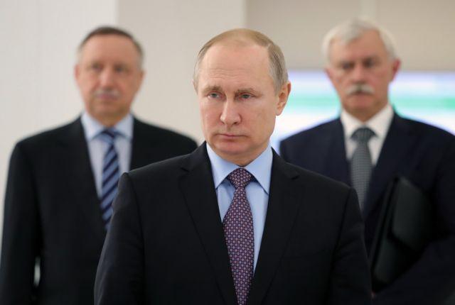 Πούτιν: Οχι σε σοβιετικού τύπου ρύθμιση της παραγωγής | tovima.gr