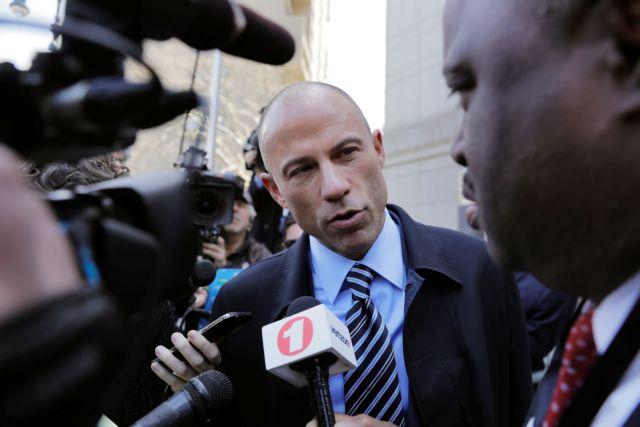 Αντιπαράθεση για τη δημοσιοποίηση στοιχείων του δικηγόρου του Τραμπ   tovima.gr
