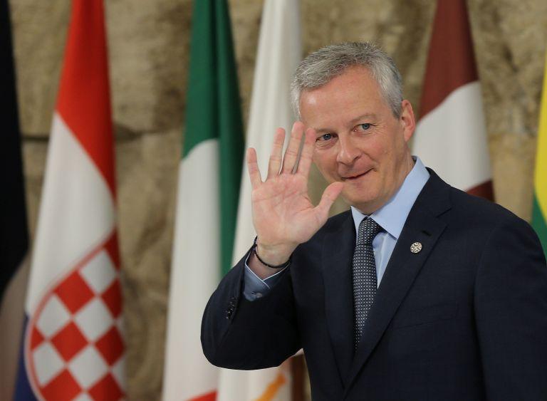Λεμέρ: Να σεβαστεί η Ιταλία τις δεσμεύσεις για χρέος και έλλειμμα   tovima.gr