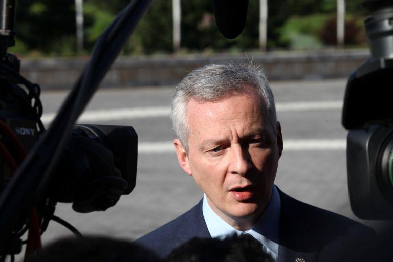 Γαλλία-Λεμέρ για ΗΠΑ: Δεν πρέπει να είναι ο χωροφύλακας της παγκόσμιας οικονομίας   tovima.gr